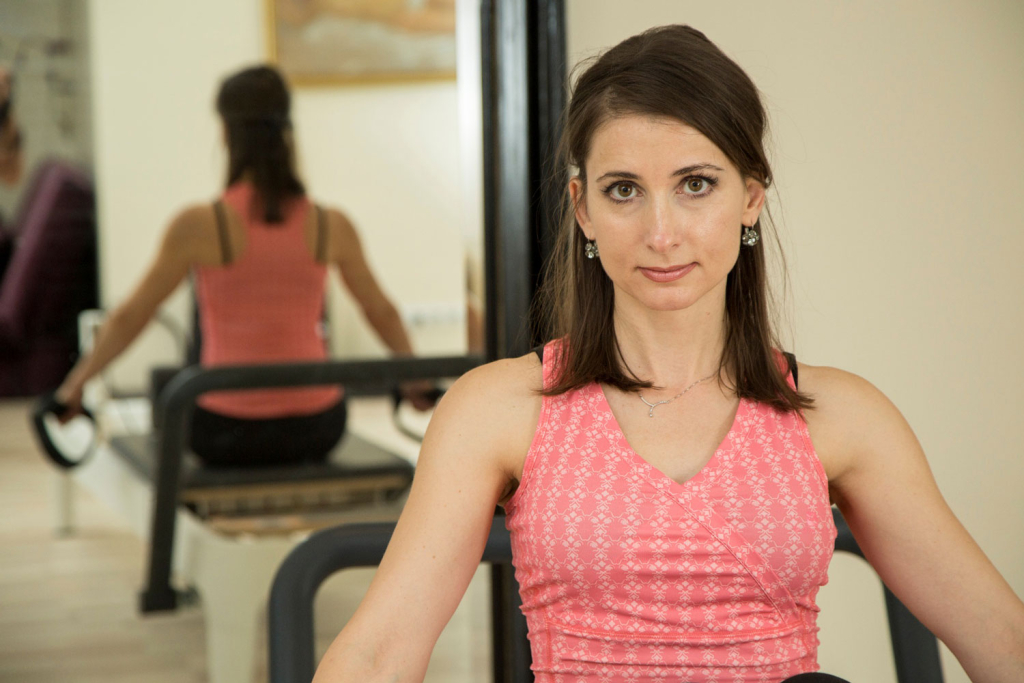 Rose Pilates Studio - Marilena Potra