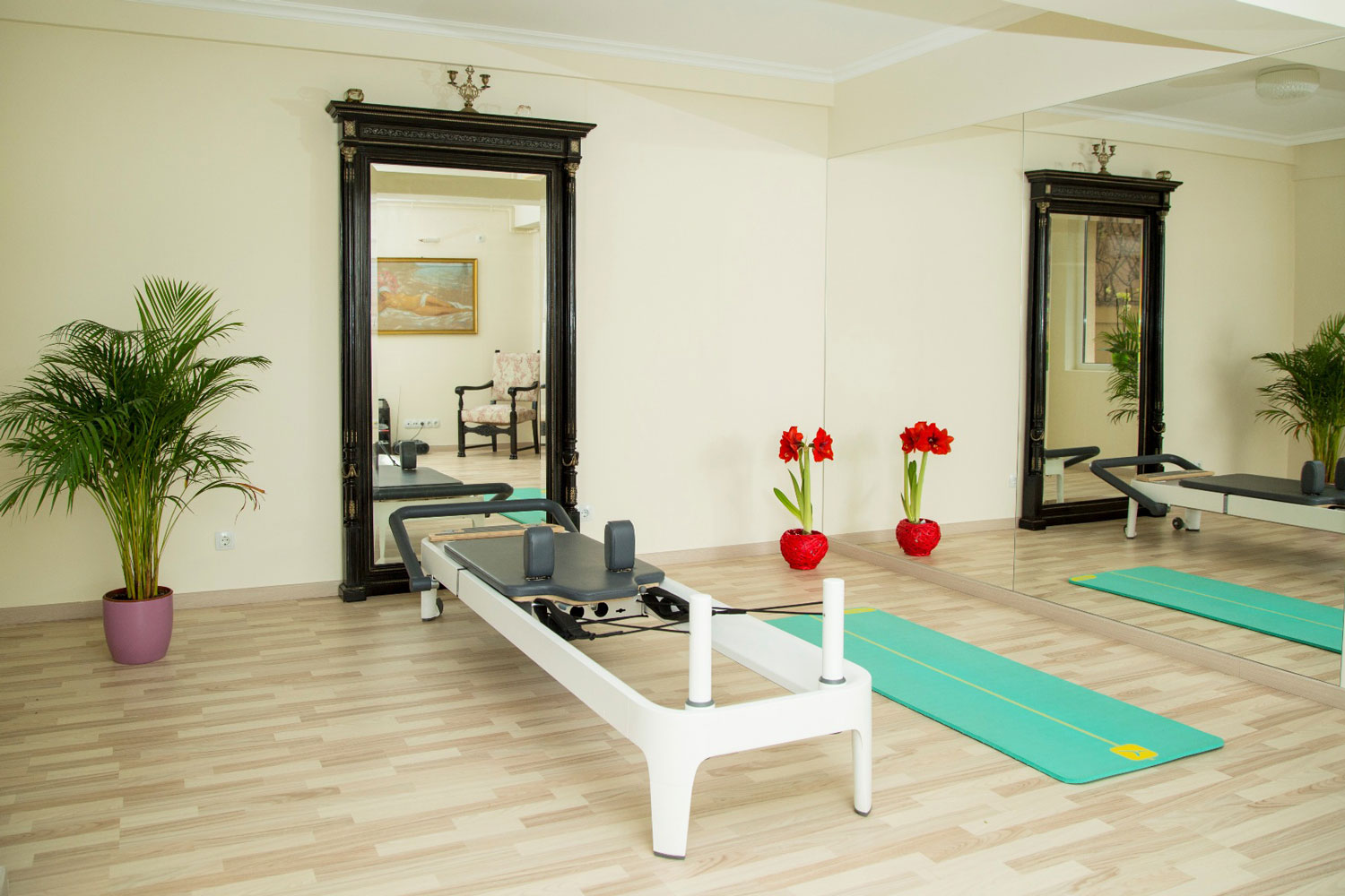 Rose Studio Pilates Reformer